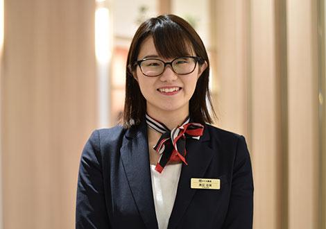 奥田佳美さん