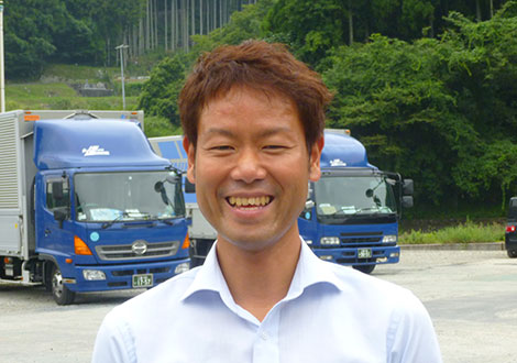 金田崇さん