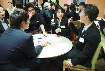 キャリアデザイン&福利厚生